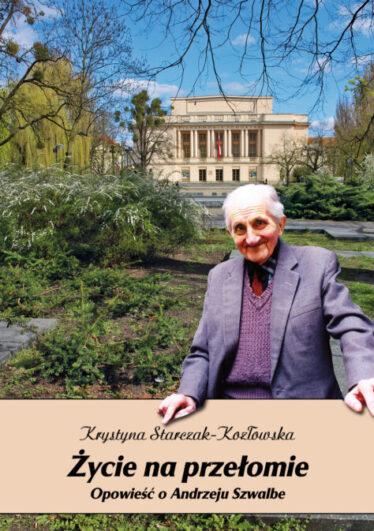 okładka książki O Andrzeju Szwalbe